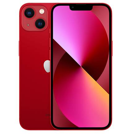 iPhone 13 5G 128GB (PRODUCT)RED