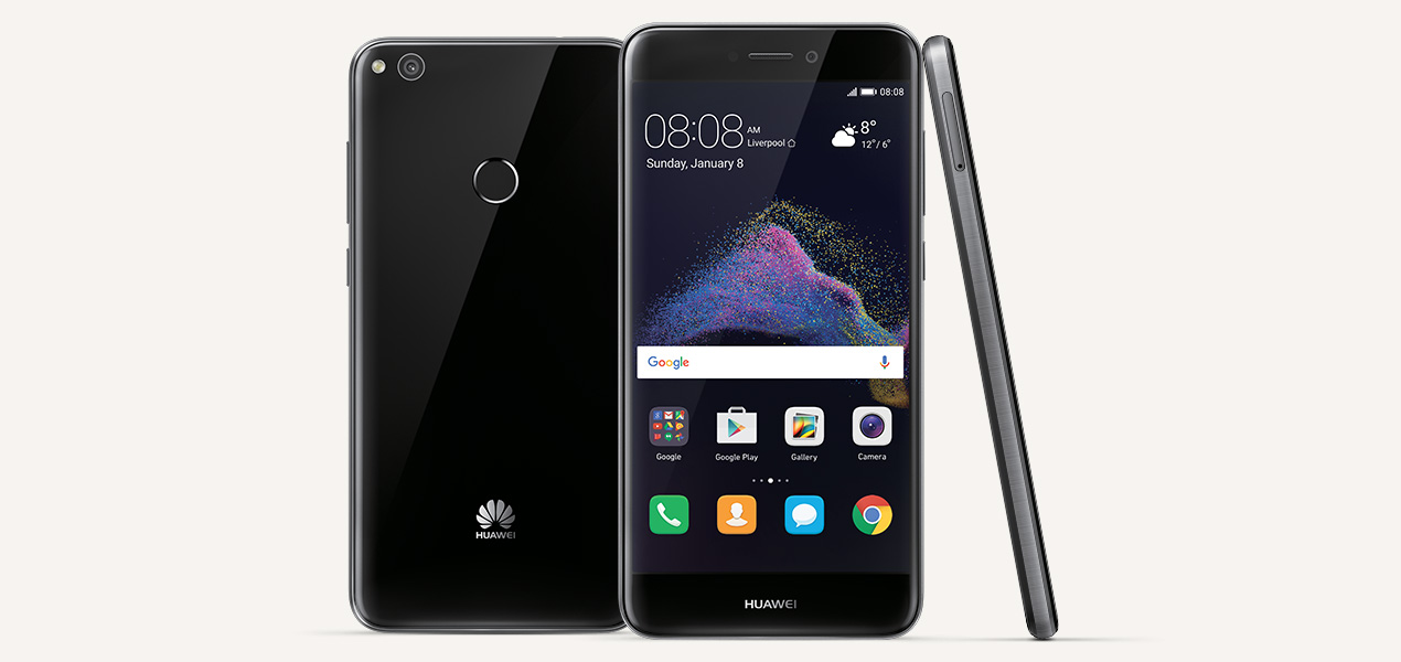 huawei p8 lite 2017 black huawei deals contracts ee. Black Bedroom Furniture Sets. Home Design Ideas