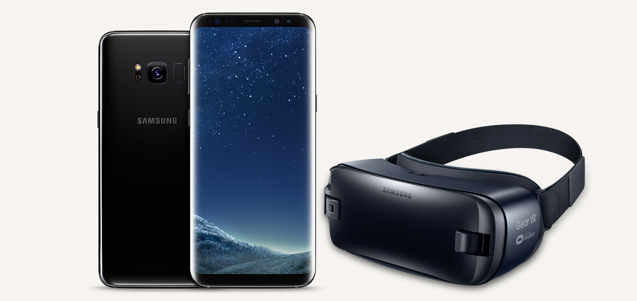 Samsung galaxy s8 arctic silver buy samsung s8 ee screen with samsung dex or lock into gear vr and gear 360 so you can experience awe inspiring virtual reality videos and games stopboris Gallery