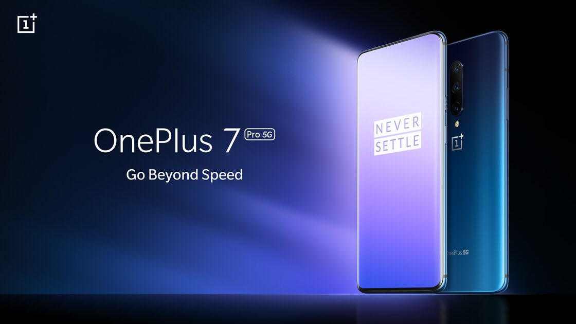 The new OnePlus 7 Pro 5G
