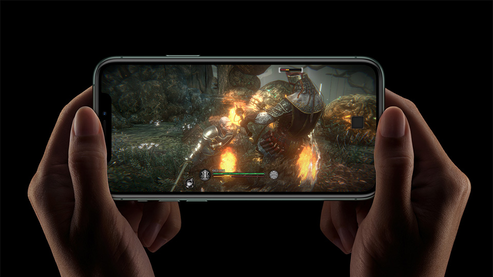 Apple iPhone 11 Pro gaming