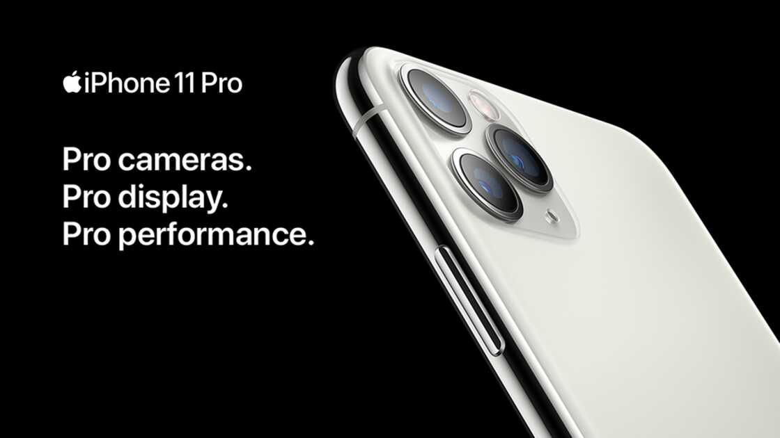 iPhone 11 Pro and iPhone 11 Pro Max on EE