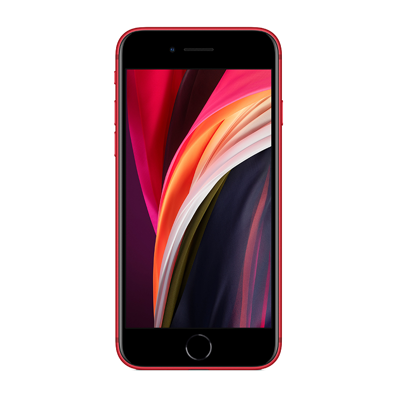 Apple iPhone SE 256GB RED