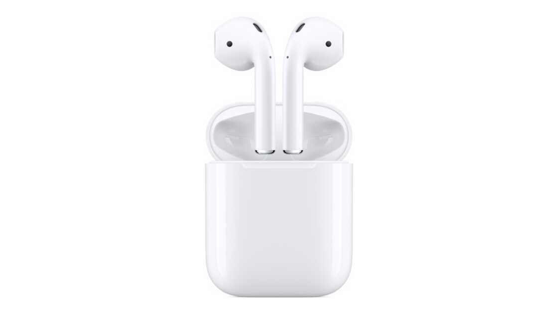 AirPods 2nd Gen with Wireless Case