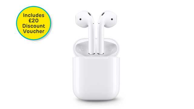 Apple Airpods 2nd Gen With Wireless Case Ee