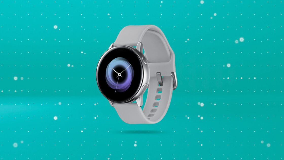 Free Samsung Galaxy Watch Actie with the Samsung Galaxy S20