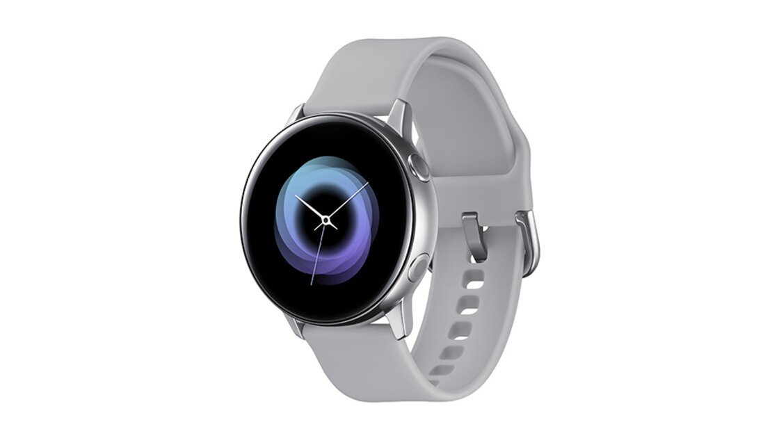 Claim a free Galaxy Watch Active
