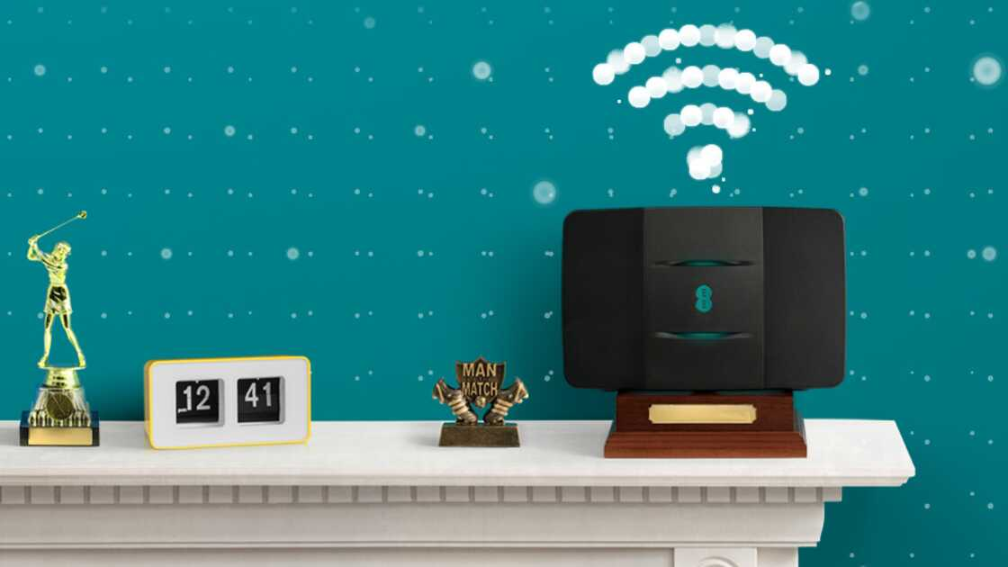 Smart Hub Router Wireless Broadband Ee