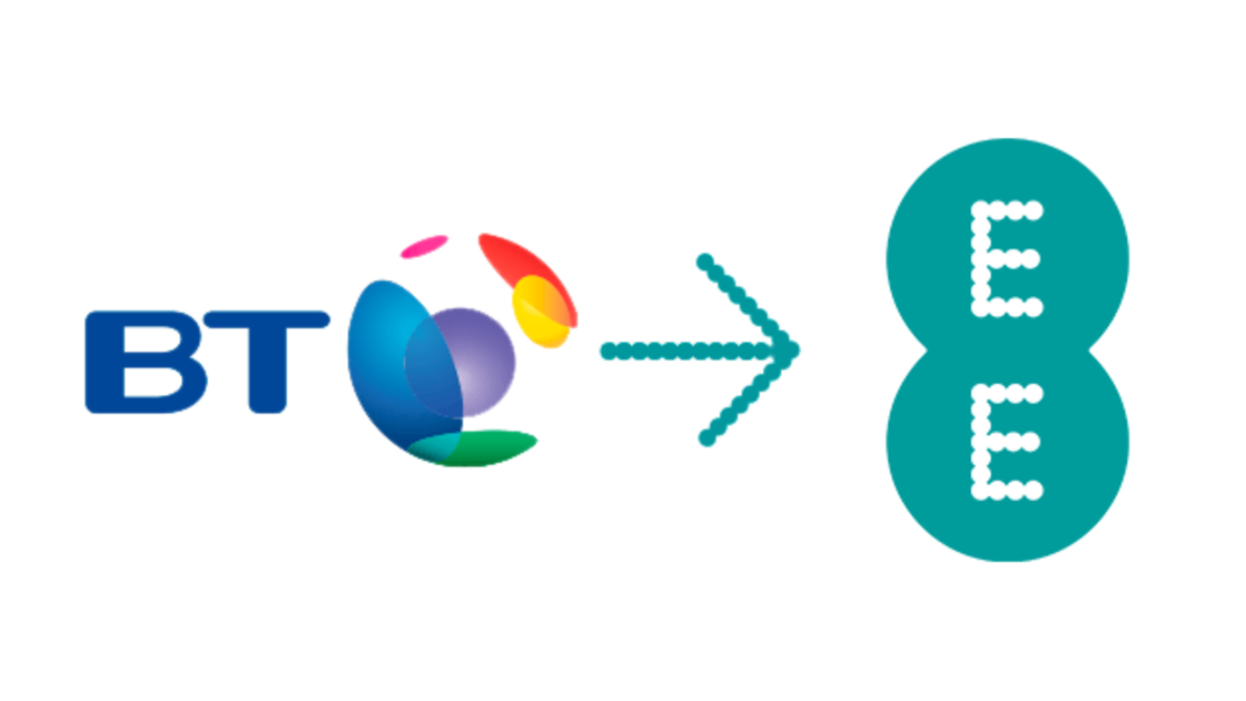 Switch from BT to EE