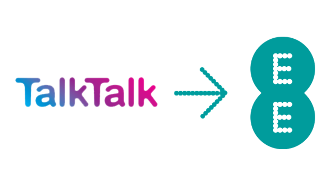 Switch from TalkTalk to EE