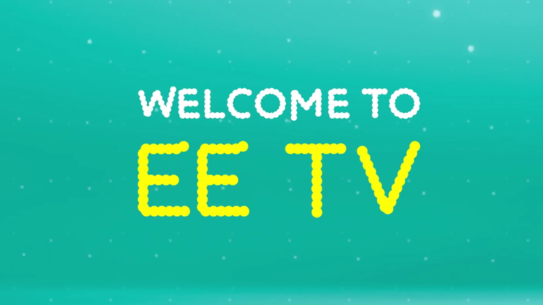 Welcome to EE TV