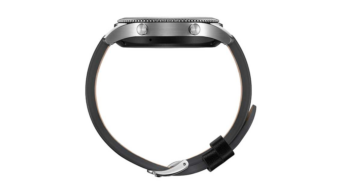 Samsung Gear S3 Classic Side View