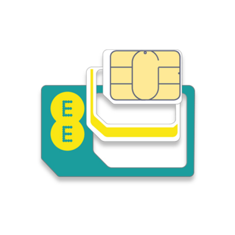 Sim Only Deals 4g Sims Ee