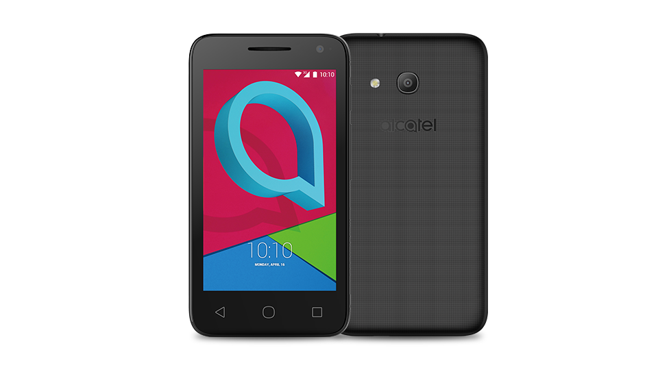 Buy Alcatel U3 (2018) | Pay as You Go Phone Deals | EE
