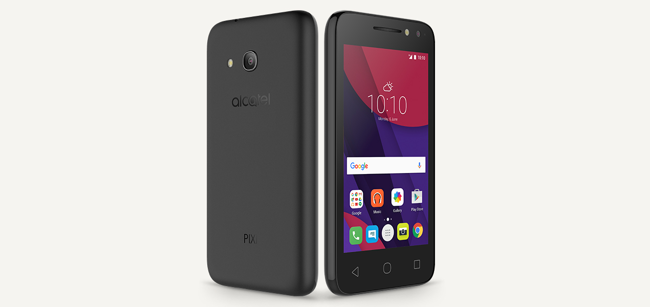 Alcatel Pixi 4 4 Pay As You Go 4g Phones Ee