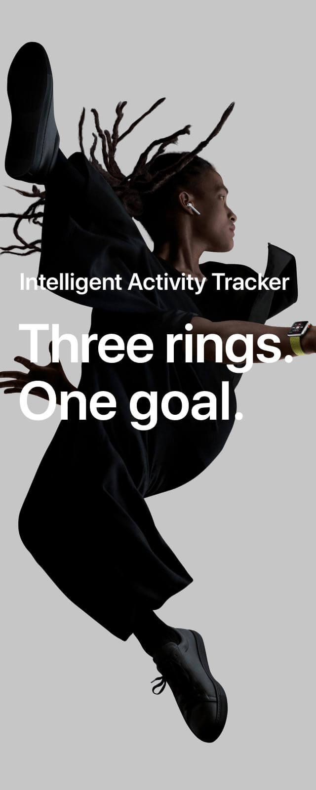 Apple Watch Series 3 Intelligent Activity Tracker