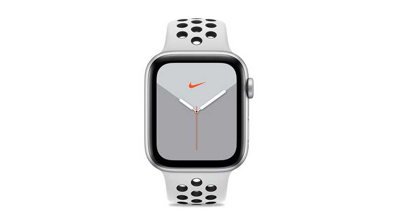 Apple Watch Series 5 Nike+ (GPS + 4G) 44mm Aluminium Case