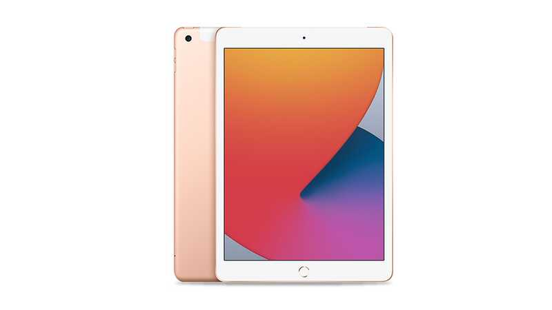 iPad 10.2-inch 2020 32GB Gold