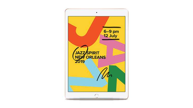 iPad 10.2-inch 32GB Gold