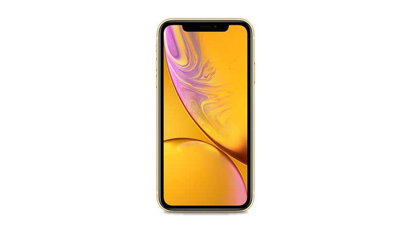 iPhone XR 256GB Yelllow