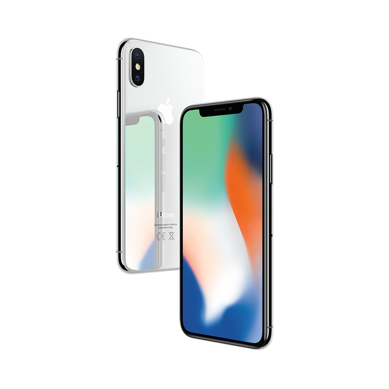Iphone X 64gb Silver Pay Monthly Deals Contracts Ee