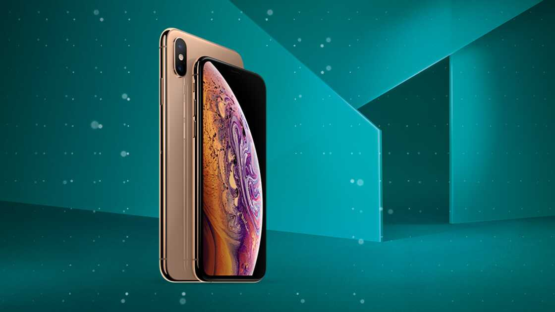 The iPhone XS and iPhone XS Max on EE, the UK's number 1 network