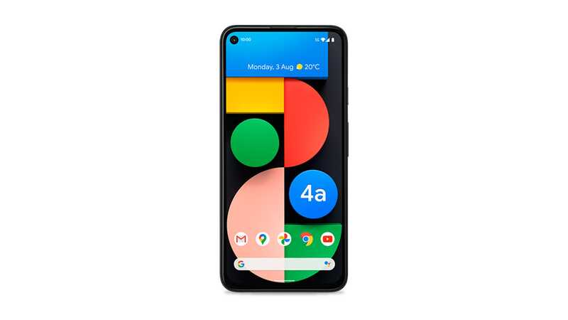 Google Pixel 4a 128gb with 5G Just Black