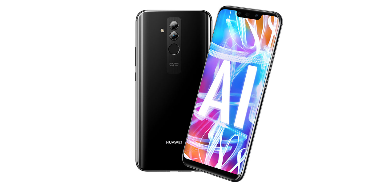 Huawei Mate 20 Lite from EE | Great EE Pay Monthly deals | EE