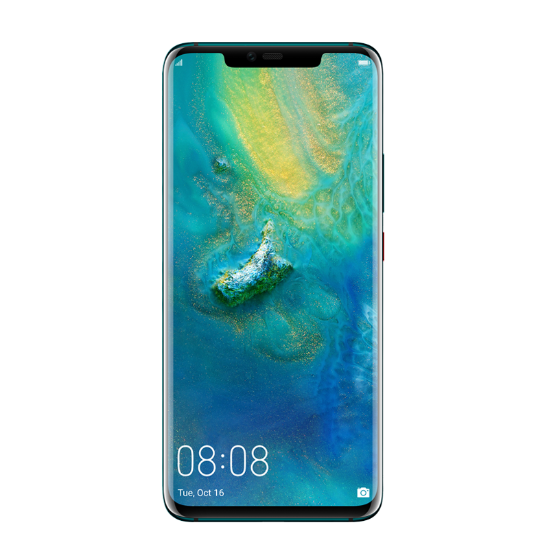 Huawei Mate 20 Pro Green from EE | EE Pay Monthly deals | EE