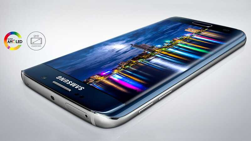 GALAXY S6. IT'S BETTER WITH EE