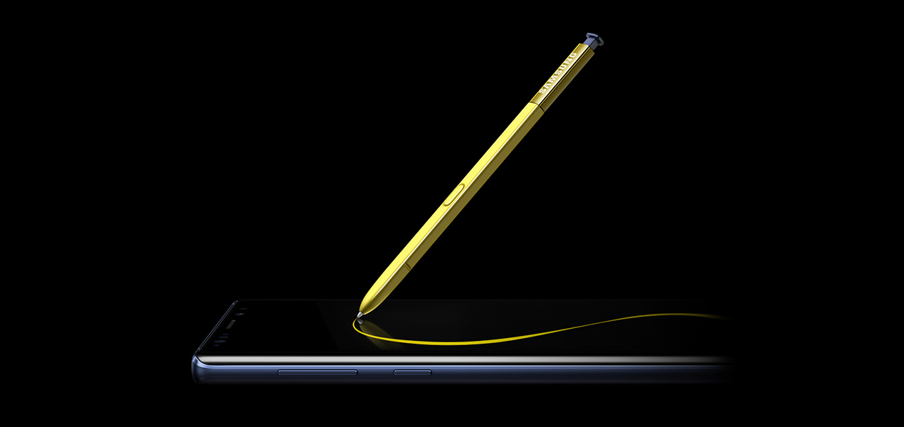 Samsung Galaxy Note9 new pen
