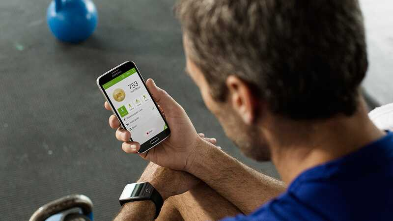 Samsung Galaxy S5 keeps track of fitness with S Health