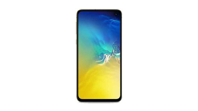Samsung Galaxy S10+ 128GB Prism White