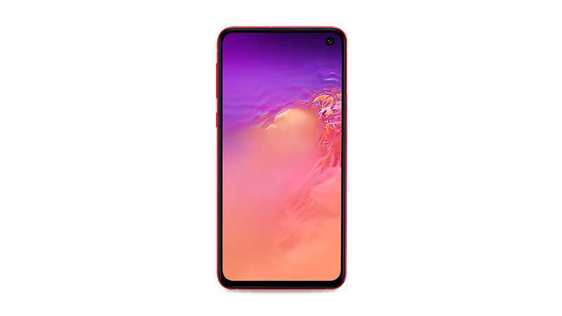 Samsung Galaxy S10+ 128GB Cardinal Red