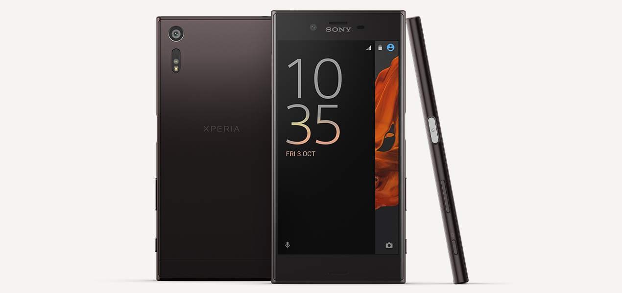 Sony Xperia Xz Mineral Black Pay Monthly Deals Ee