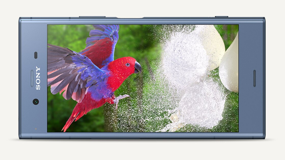World's first smartphone with Super slow motion video