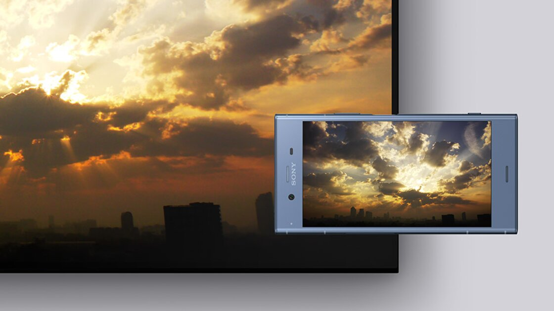 Say hello to the FHD-HDR screen