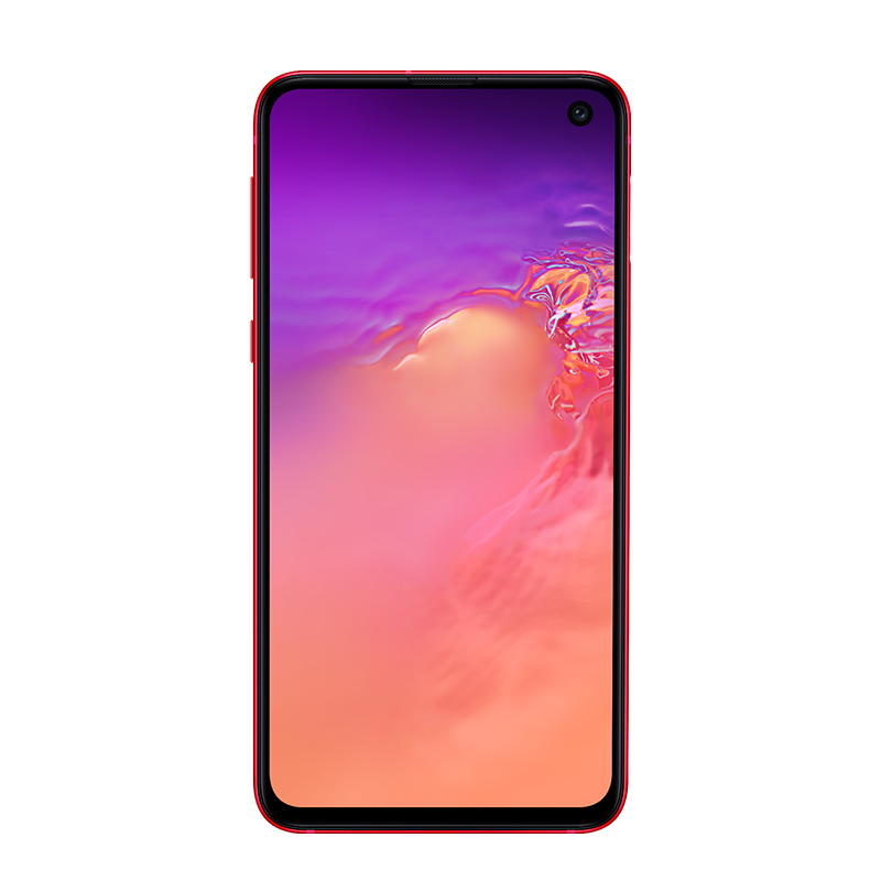 Samsung Galaxy S10e Red