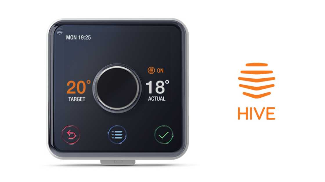 Hive Active Heating