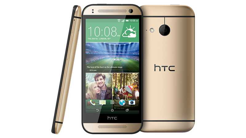 cell phones smartphones htc one mini 2 gold was sold. Black Bedroom Furniture Sets. Home Design Ideas