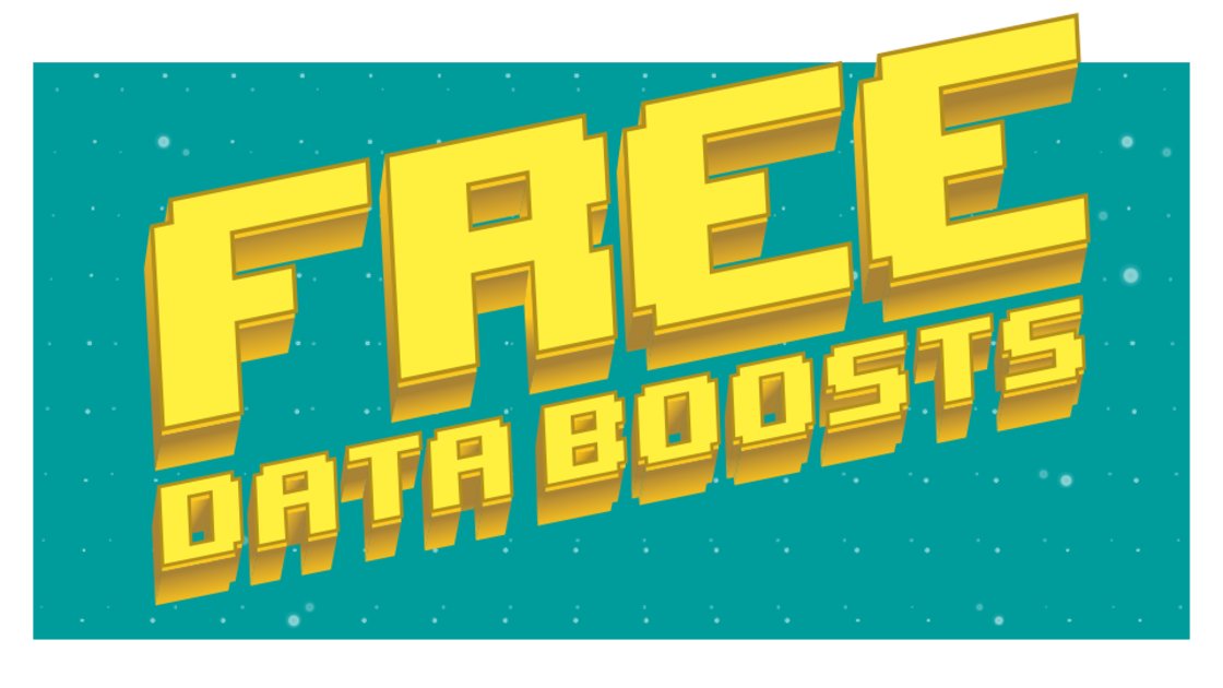 Pay as you go Free Boost