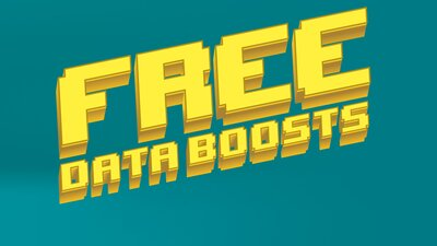 FREE Data Boosts