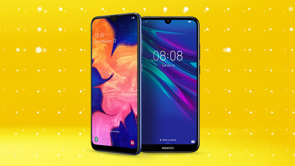Samsung S10, Huawei P30 & One Plus 7