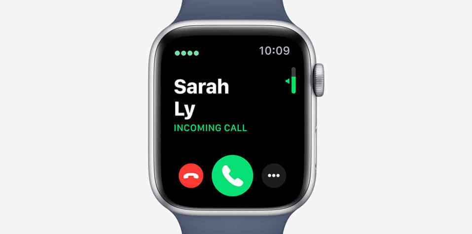 Apple watch series 5 With cellular connectivity
