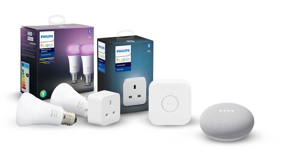 Google Smart Home Starter Pack Premium