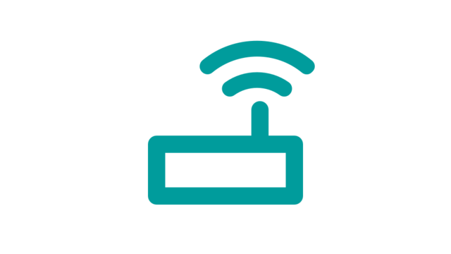 EE smart hub router icon