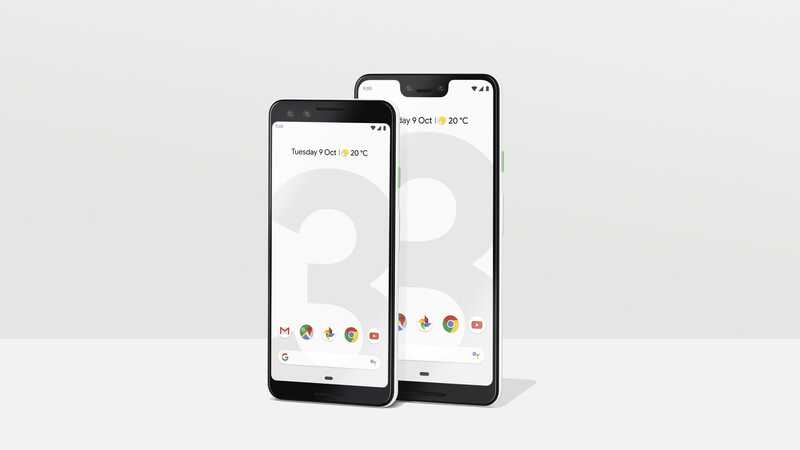 Google Pixel 3: king of the cameras? Pixel 3 and Pixel 3 XL