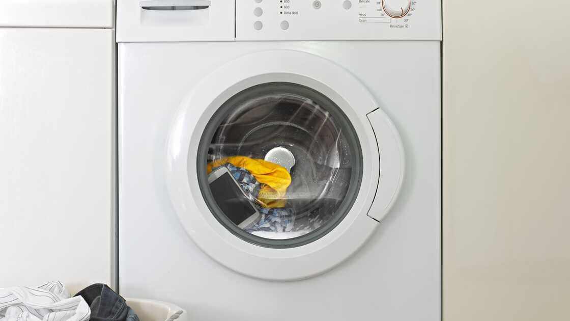 Washing machine / EE