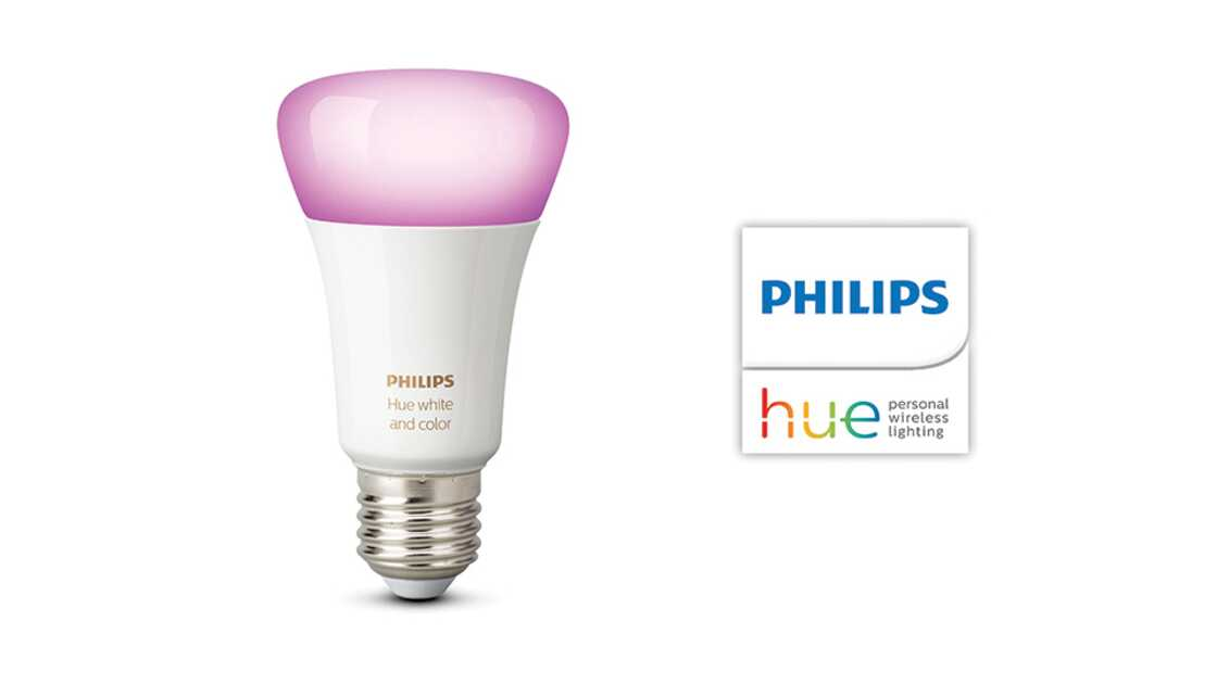 Philips Hue Colour Bulb