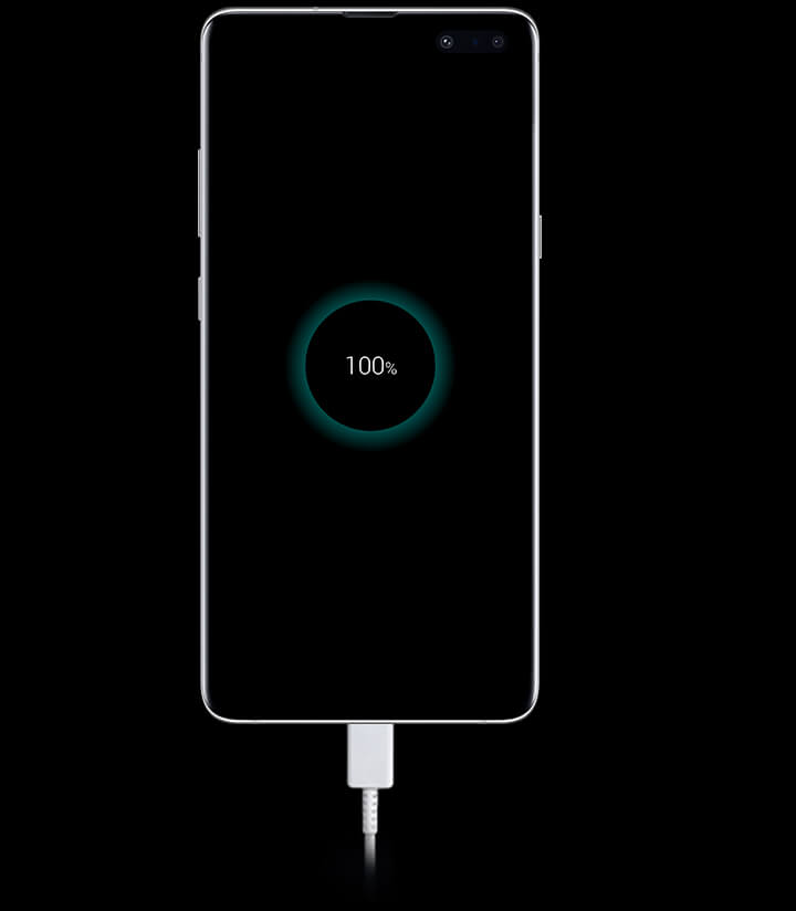 Galaxy S10 5G's Super-Fast Charging